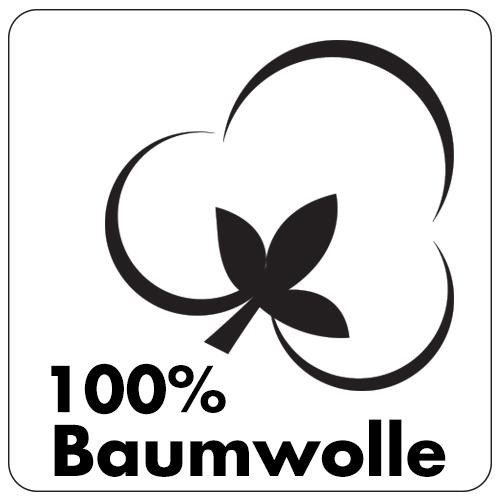 Renforce Baumwolle Bettwäsche Bettgarnitur 155x220 cm Elmas 2 tlg